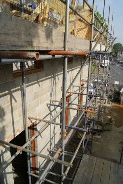 CMC Scaffolding projects